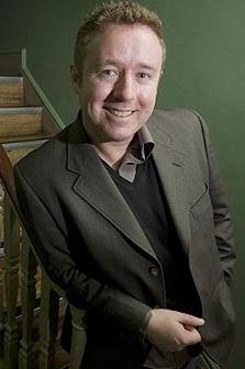 Mark Millar: criador de Guerra Civil nas HQs.