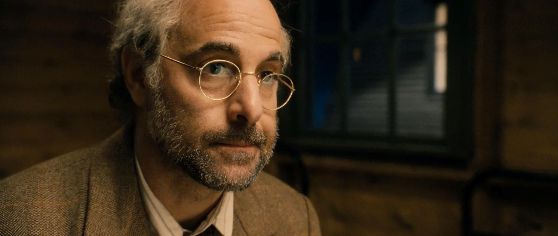 stanley tucci as dr erskine