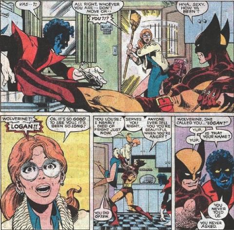 Wolverine e Noturno vão ao Canadá e encontram Hearter Hudson.