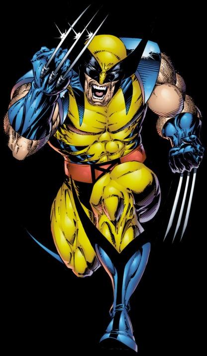 Wolverine: Grandes aventuras nos quadrinhos.