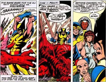 Wolverine mata deliberadamente pela primeira vez em X-Men 96.