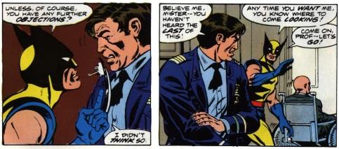 A saída de Wolverine do Programa Arma X ganha uma consequência nas mãos de Byrne.