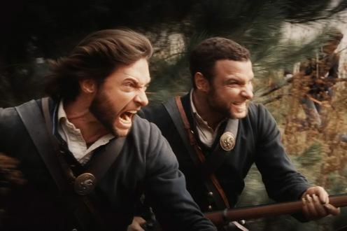 Logan e Creed são irmãos no cinema.