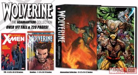 The Adamantium Collection: 720 páginas de Wolverine.