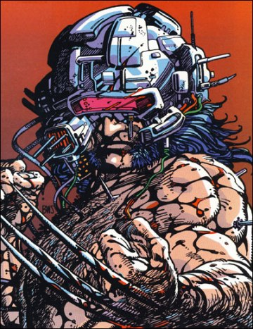 Arma X: clássico absoluto de Barry Windsor-Smith.