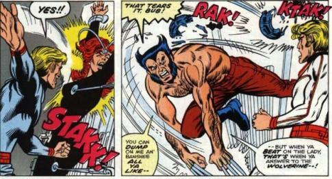 Os X-Men prisioneiros de Stephen Lang.