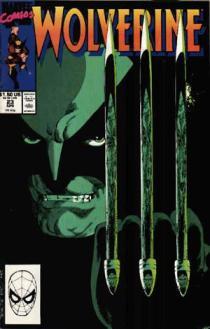 Capa de Wolverine 23 por John Byrne.