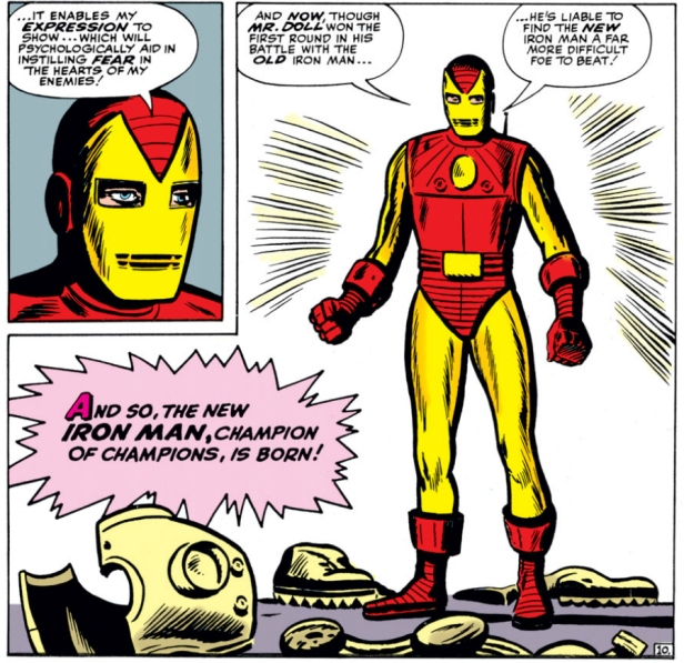 armor from tales of suspense 48