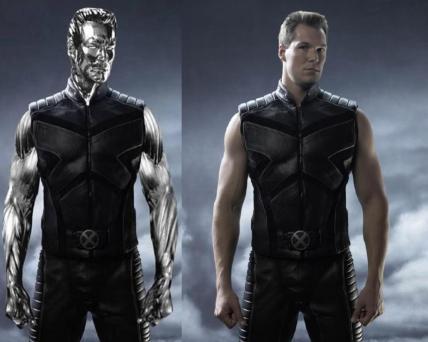 Daniel Cudmore como Collossus em X-Men - O Confronto Final.