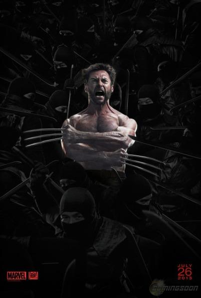 Wolverine: censura 18 anos?