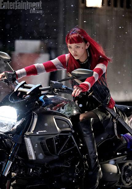 imortal yukio in the motorcycle