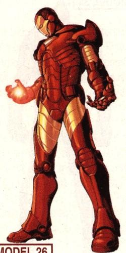 Homem de Ferro.
