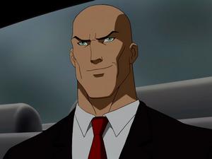 Lex Luthor: maior vilão do Homem de Aço.