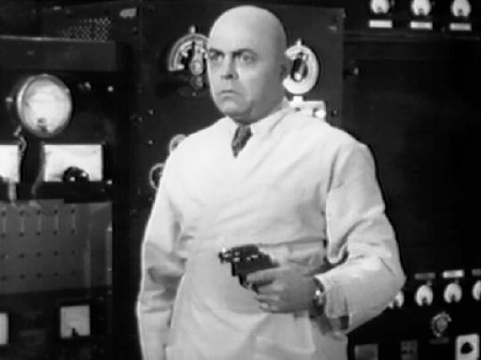 Lyle Talbot: o primeiro Luthor live action.