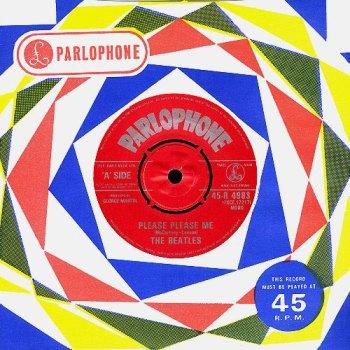 Capa do single Please please me, de 1963.