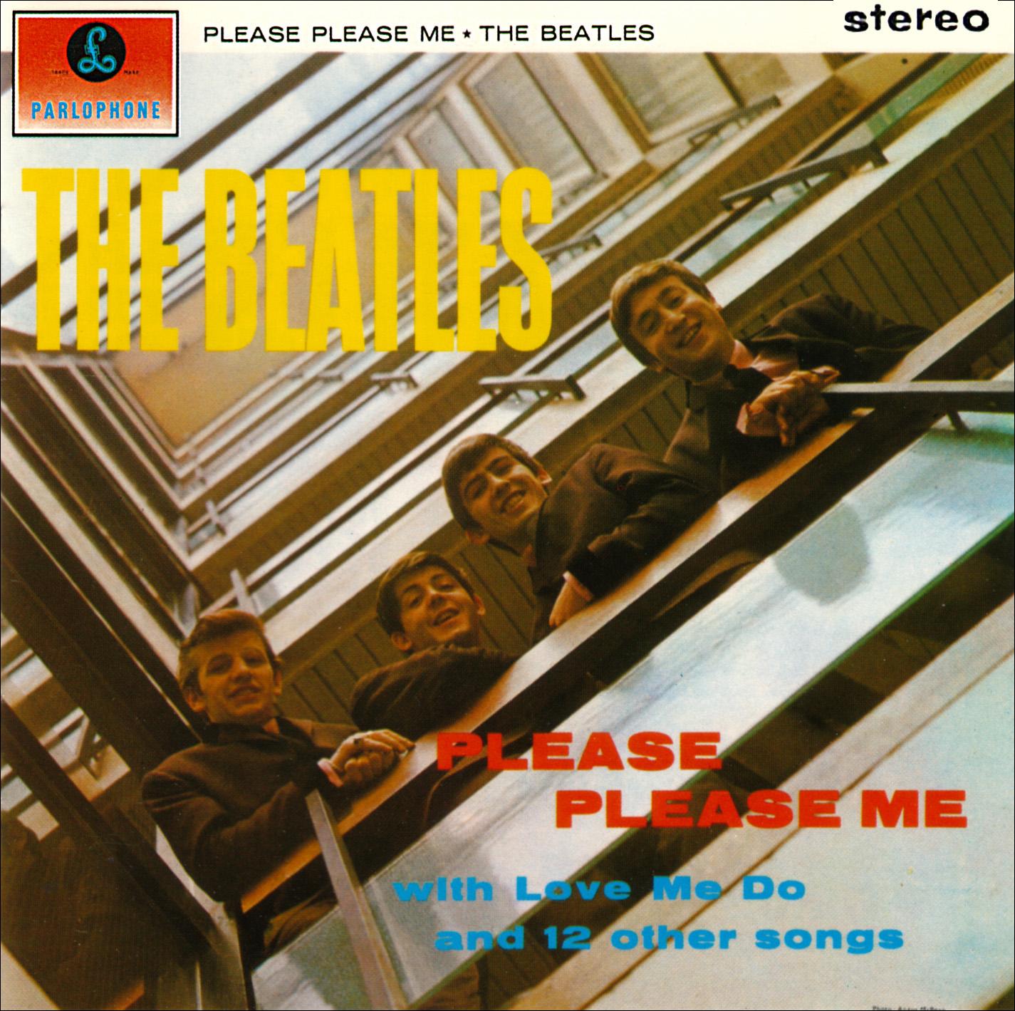 Please+Please+Me cover