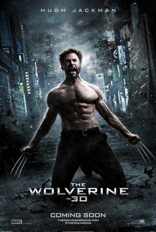 Wolverine: aparição gratuita.