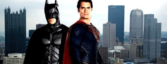 Batman-Bale e Superman-Cavill: nada de encontro?