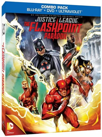 flashpoint paradox cover