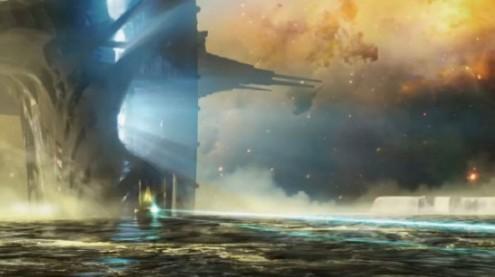 guardians concept art big ship in the sea