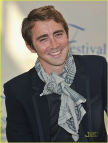 Lee Pace...