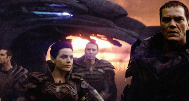 steel empire zod, faora and others kryptonians