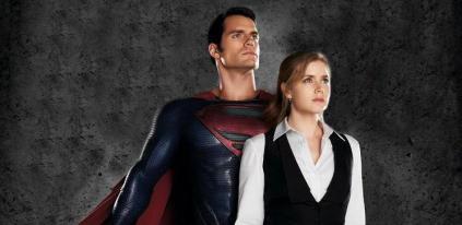 O novo Superman e a nova Lois Lane: franquia garantida.