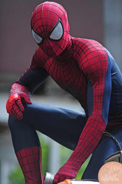 Homem-Aranha: já marcado para 2014, 2016 e 2018.