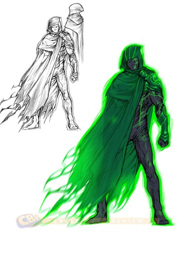 3000 green lantern