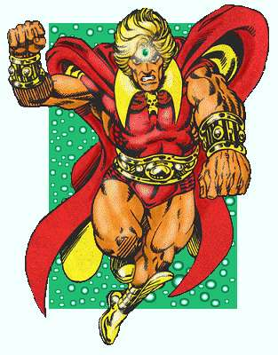 Adam Warlock: messias cósmico.