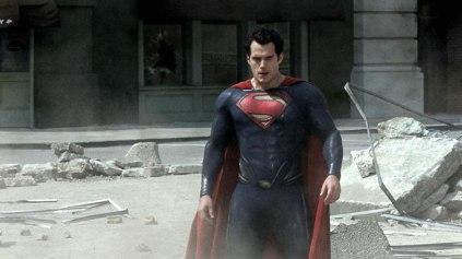 O site diz: é um filme do Superman!