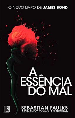 A capa brasileira de Devil May Care: A Essência do Mal.