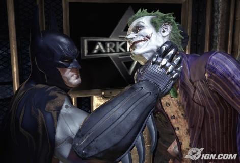 Batman e Coringa no próximo filme solo do herói.