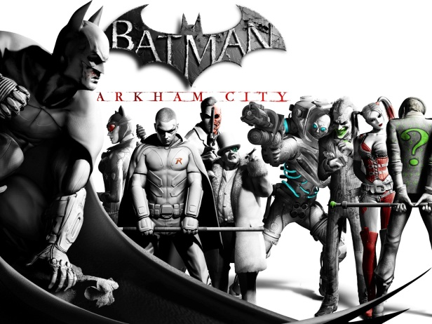Arkham City: dos games para as telonas?