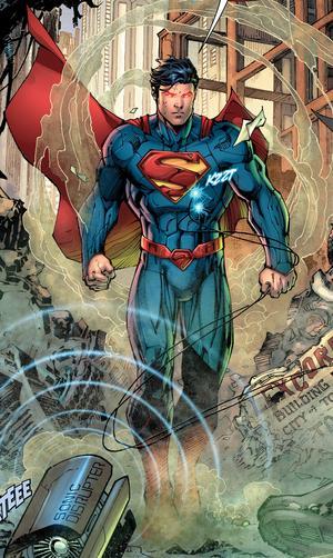 reboot superman jesus marino