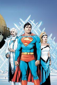 Origem Secreta: mimetizando a estética de Superman - O Filme.