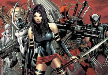 X-Force: à caminho do cinema?