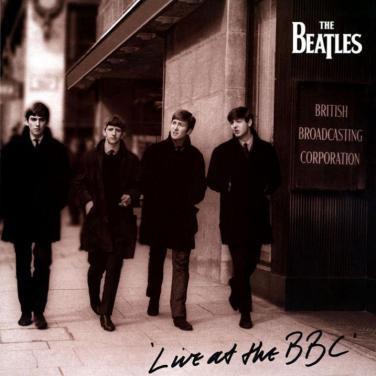 beatles live bbc