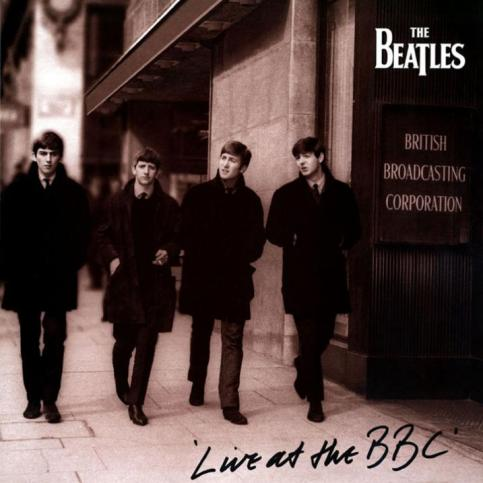 O álbum Live At BBC de 1994.