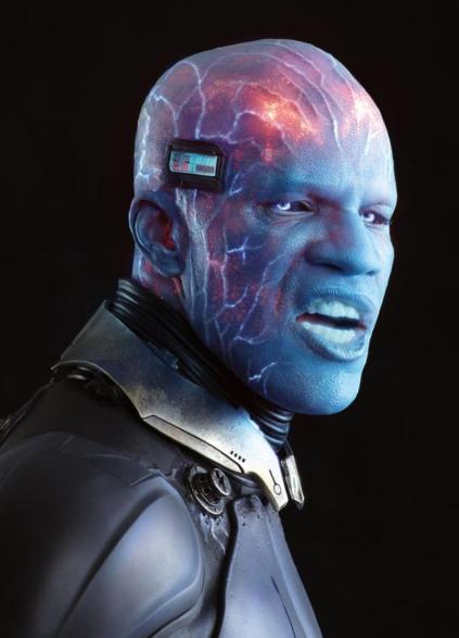 Jaime Foxx como Electro: retorno futuro para o Sexteto Sinistro?