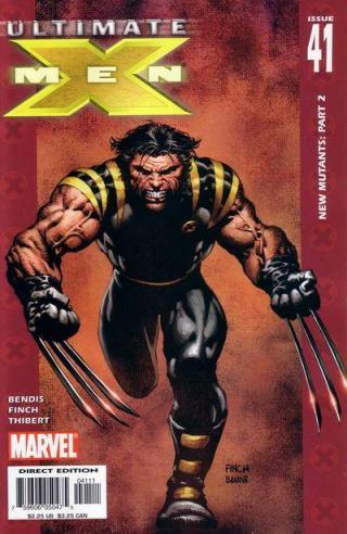 Capa de Ultimate X-Men 41.