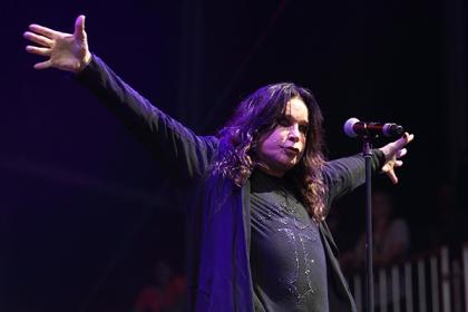 Ozzy Osbourne à frente do Black Sabbath: finalmente no Brasil!