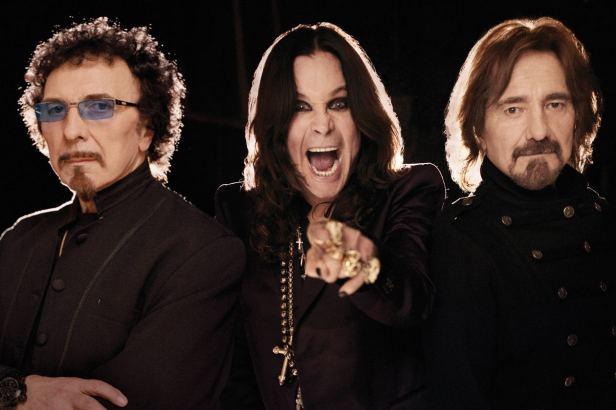 Iommi, Osbourne e Butler: última turnê.