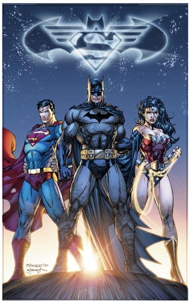 Veremos a tríade da DC Comics logo no próximo filme?
