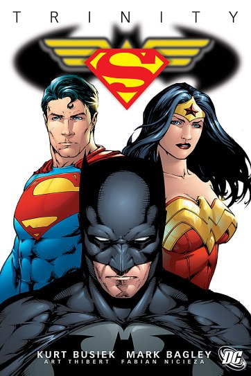A tríade da DC estará no filme.