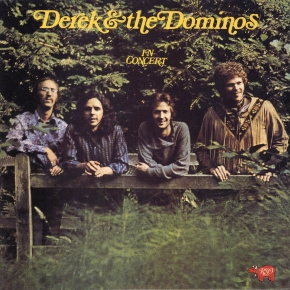 Derek & The Dominos - in concert
