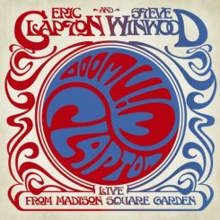Eric Clapton Clapton&Winwood2009 cover