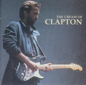 Eric Clapton CreamOfClapton cover 2nd version