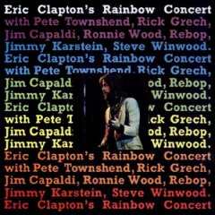 Eric Clapton rainbowconcert 1973