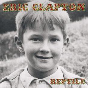 Clapton criança em fotografia usada na capa do álbum Reptile, de 2000.